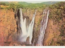 Jog Falls Shimoga District Karnataka India Postcard 078a