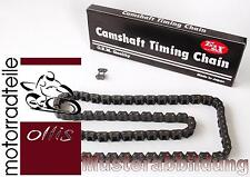 Camshaft chain - Kawasaki VN 400 - VN400A/B/C/D -'95-'03 - open with rivet lock