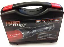 Tracer Ledray F400 Red 150m LED Focusable Gunlight Gun Light Rifle Torch Kit