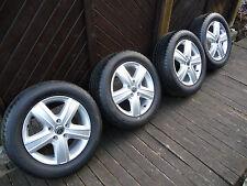 NEU VW T5 T6 Thunder Sommerräder Dunlop 235 55 17 7x17 ET55 7H0601025H 4x Alu