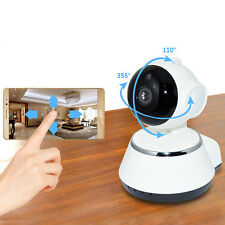 720P 1.0MP WiFi Wireless Pan Tilt CCTV Security IP Camera IR Night Vision