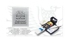 Winsor & Newton - Professional Water Colour Field Box (12 Half Pans)
