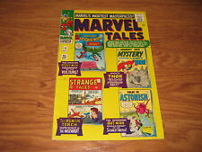 MARVEL TALES COMIC BOOK ISSUE # 4  BRONZE AGE
