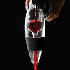 Magic Decanter Wine Aerator With Stand, Screen, And Pouch Set