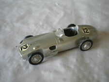 Vintage John Day Kit 1955 Mercedes W196 formula 1 racing car 1/43 white metal