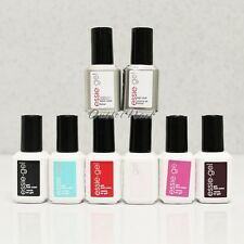 ESSIE GEL UV LED Nail Kit - Pick 6 Color + Base + Top Coat 0.42 oz Set -SHIP 24H