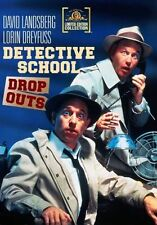 DETECTIVE SCHOOL DROPOUTS (1986)  - Region Free DVD - Sealed