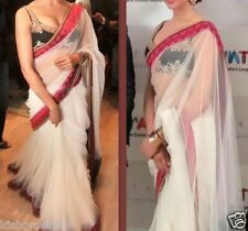 Saree Exclusive Beautiful Designer Bollywood Indian Saree Partywear Sari 51