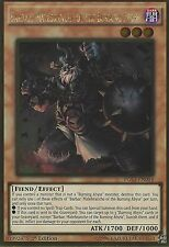YU-GI-OH: BARBAR, MALEBRANCHE OF THE BURNING ABYSS -GOLD RARE- PGL3-EN054 1ST ED