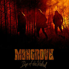 Days Of The Wicked - Mangrove (2016, CD NEUF)