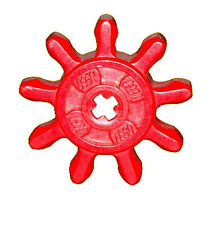 Missing Lego Brick x451 Technic Gear 9 Tooth Red