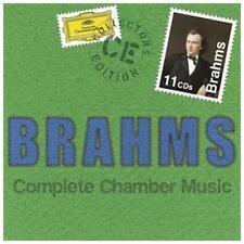 Brahms: Complete Chamber Music (CD, Aug-2012, DG Deutsche Grammophon)