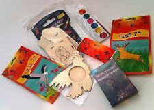 Bible Animals Fun Pack arts and crafts of The Holy Land from Israel