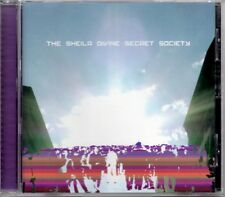 THE SHEILA DIVINE - SECRET SOCIETY - 2002  CD ALBUM - MINT