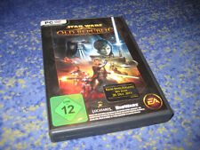 Star Wars: the Old Republic PC DVD-box alemana compra versión en DVD funda