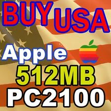 512MB Apple iBook G4 800MHZ to 1.2GHZ ONLY MEMORY RAM