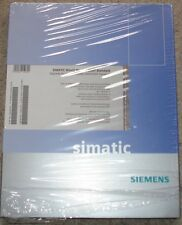 Siemens Software S7 STEP7 Simatic WinCC flexible 2007 Advanced Lizenz
