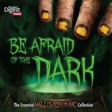 Be Afraid of the Dark: The Essential Halloween Music by Various Artists CD