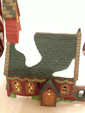 Dept 56 Dickens Dudden Cross Church retired 1997 Heritage Villagee Collection