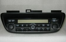 Honda Odyssey AM FM XM DVD NAV radio control head. OEM factory original receiver