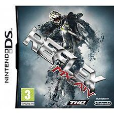 NDS Nintendo DS Lite, DSi XL juego MX vs. ATV reflex nuevo rar!!!