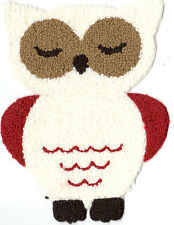 Chanel Patch: Large Sleeping Owl