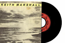 """KEITH MARSHALL - ONLY CRYING - WEST GERMANY 7"""" 45 VINYL RECORD PIC SLV 1981"""