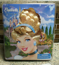 New Disney World Parks Authentic CINDERELLA Costume Wig for Girls
