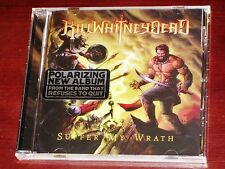 KillWhitneyDead: Suffer My Wrath CD 2014 Kill Whitney Dead Tribunal Records NEW