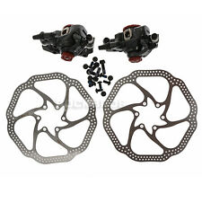 AVID BB7 Mechanical Disc Brake Front and Rear Caliper and 160mm HS1 Rotor