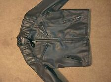 Buell all leather jacket