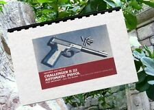BROWNING CHALLENGER II 22 Automatic Pistol Owners Manual Challenger 2