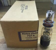 707A Western Electric NOS NIB Tested Strong Engraved Base RARE (More Available)