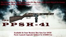 NAZI ZOMBIES PPSH MINI A4 POSTER PRINT LAMINATED BLACK OPS COD