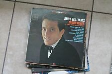 Andy Williams Record Collection (Total of 7)