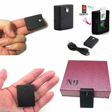 N9 GSM Mini Quadband Voice Activate Device Sim Card Spy Ear Bug Listening Device