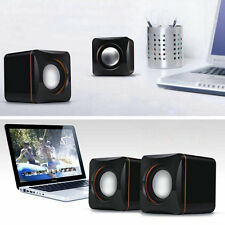 Mini Portable USB Audio Music Player Speaker for iPhone iPad MP3 Laptop PC LO
