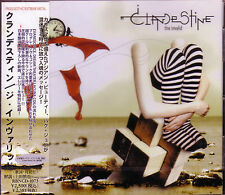 CLANDESTINE The Invalid + 1 JAPAN CD 2011 Female Progressive Gothic Extrem Metal