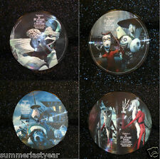 NEW The Nightmare Before Christmas DISNEY Picture Disc Set Free Priority Ship