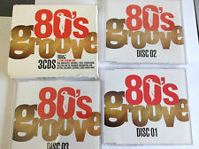 Various Artists - 80's Groove [Decadance] (2003) 3 CD SET - FAST POST