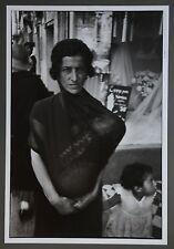 Henri Cartier-Bresson Kunstdruck Photo Poster 44x65cm Mexico Stadt 1934 Portrait