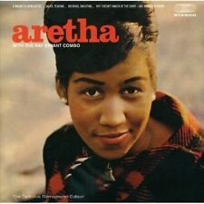 Aretha with the Ray Bryant Combo [Bonus Tracks] by Aretha Franklin (CD,...