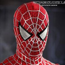 "HOT TOYS HOTTOYS SPIDERMAN 3 MOVIE SPIDER-MAN 12"" 1/6 MOIVE FIGURE ES AQ1168"