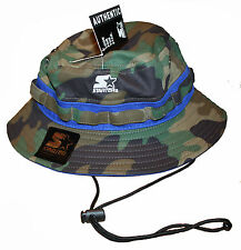 STARTER COMBUC - HIGH QULITY CAMO BUCKET HAT -  BRAND NEW - M/L
