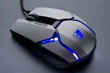 Tesoro Gandiva TS-H1L Laser 8200 DPI Gaming Mouse - H1L - 8 Programmable Buttons