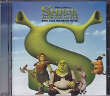 SHREK FOREVER AFTER - MUSIC FROM THE MOTION PICTURE - CD -  NEW -