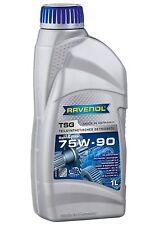 RAVENOL TSG Gear Oil For Manual Transmissions – 75W-90 GL-4 – VW Audi Ford GM 1L