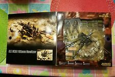 Forces of Valor US M2A1 105mm Howitzer 1:32 Scale 81015