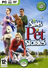 the sims pet stories & my sims  new&sealed