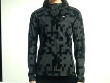 Nike Shield Flash Max Women's Running Jacket Black 686977 010 Size S NWT